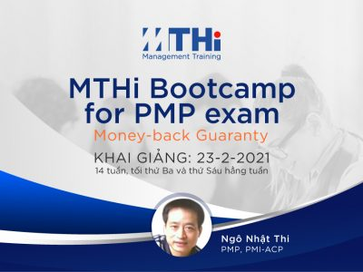 MTHi Bootcamp for PMP Exam