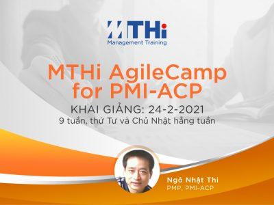 MTHi AgileCamp for PMI-ACP