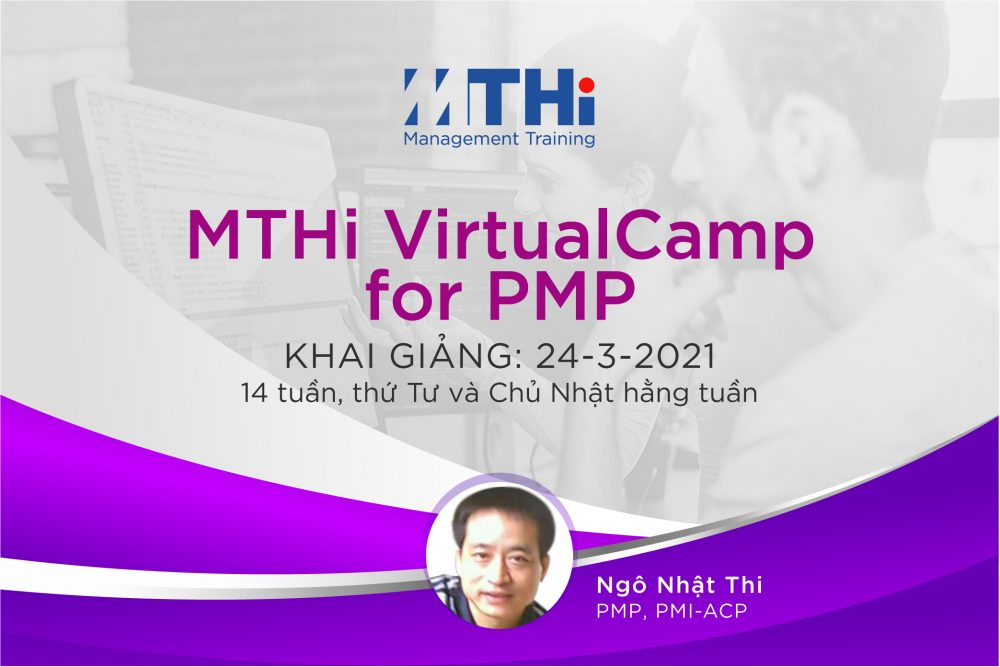 MTHi VirtualCamp for PMP
