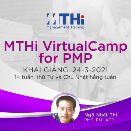 MTHi VirtualCamp for PMP