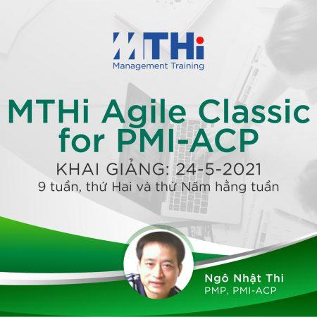 MTHi Agile Classic for PMI-ACP